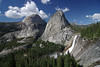 Half Dome, Liberty Dome, Nevada Fall, May 2008