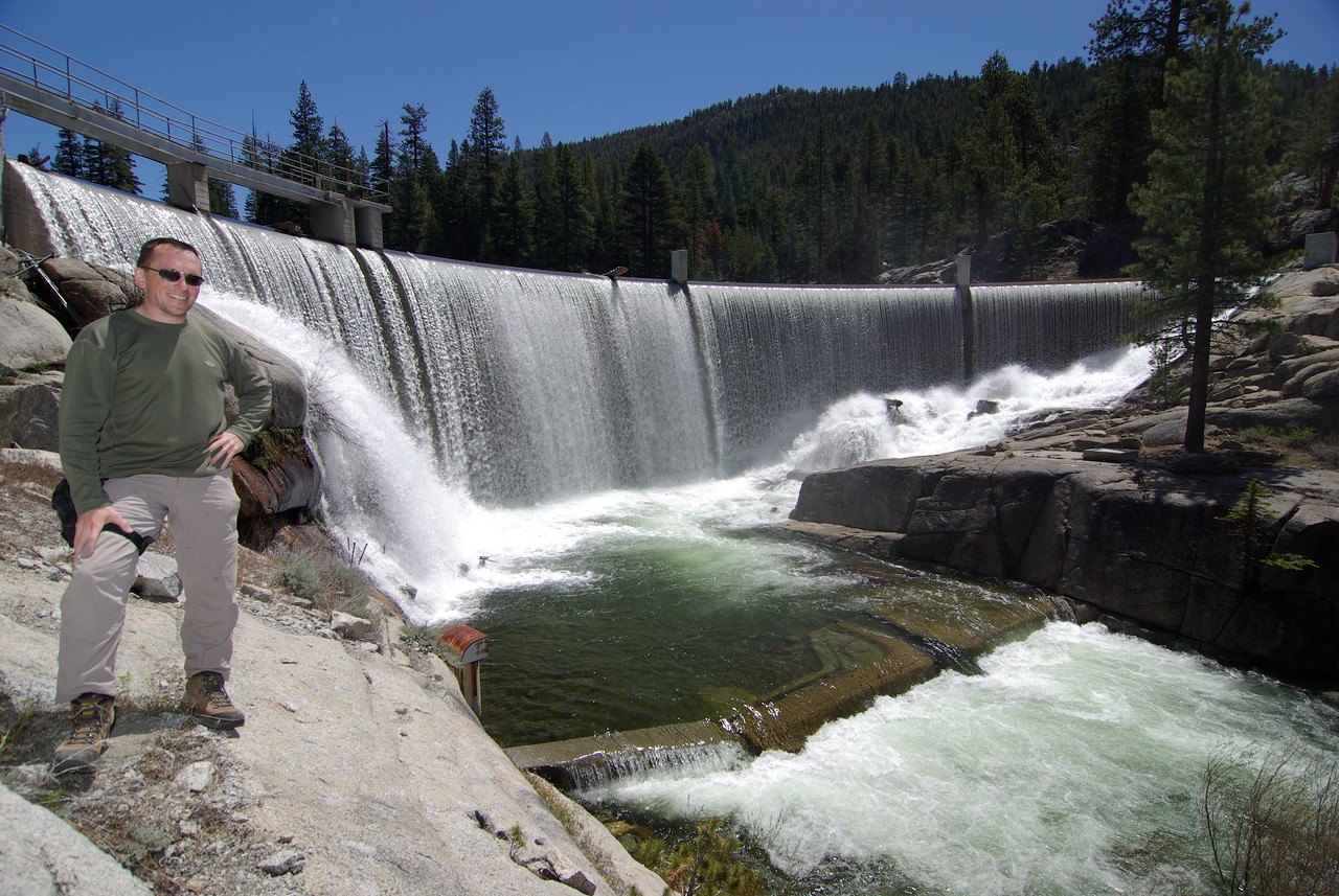 David @ Bear Dam Diversion 6-13-2010