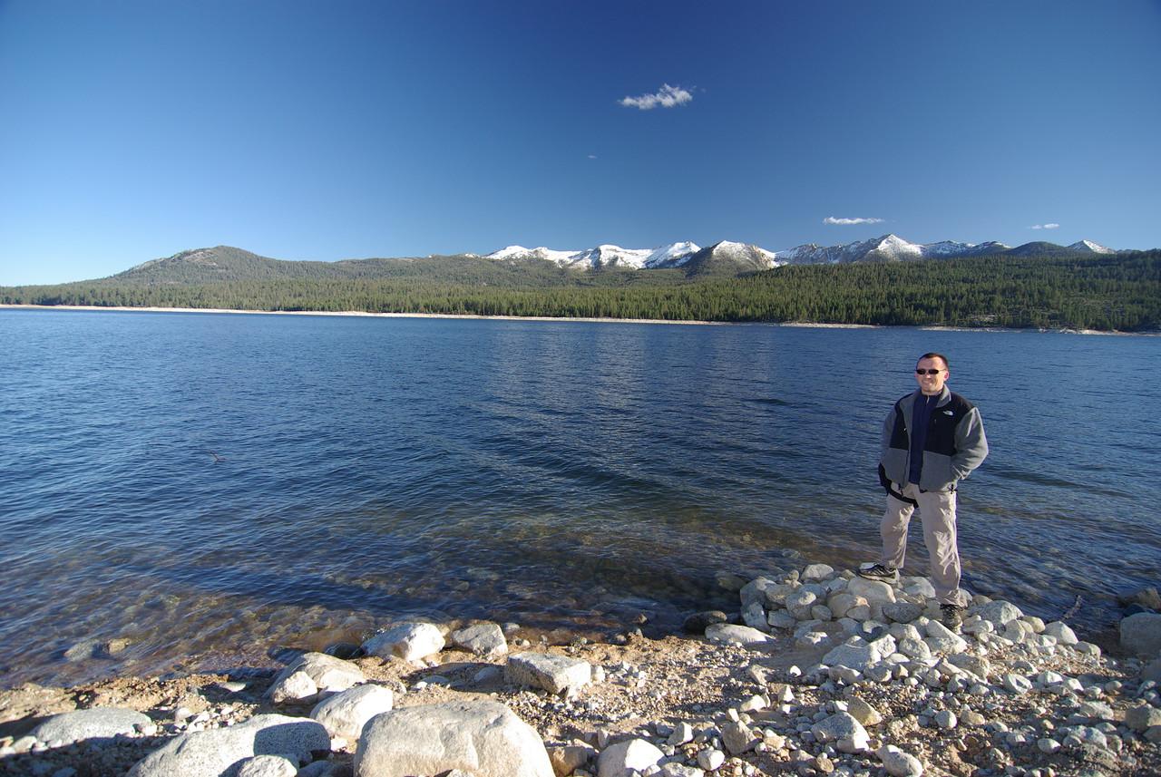 David @ Edison Lake 6-13-2010