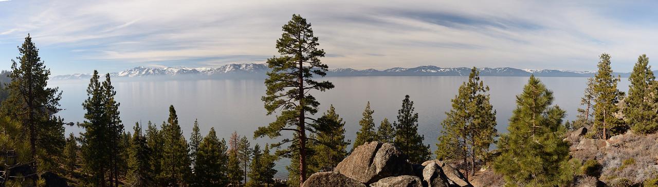 Logan Shoals Lake Tahoe Logan Shoals Vista Point Lake